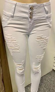 Push Up Jeans - Colombian Style