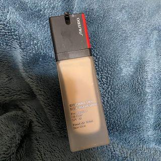 Shiseido資生堂 超進化持久粉底 spf30 pa++++ 30ml