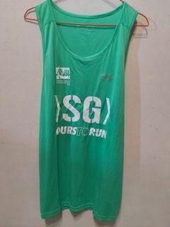 Singapore Marathon 2018 Running Jersey