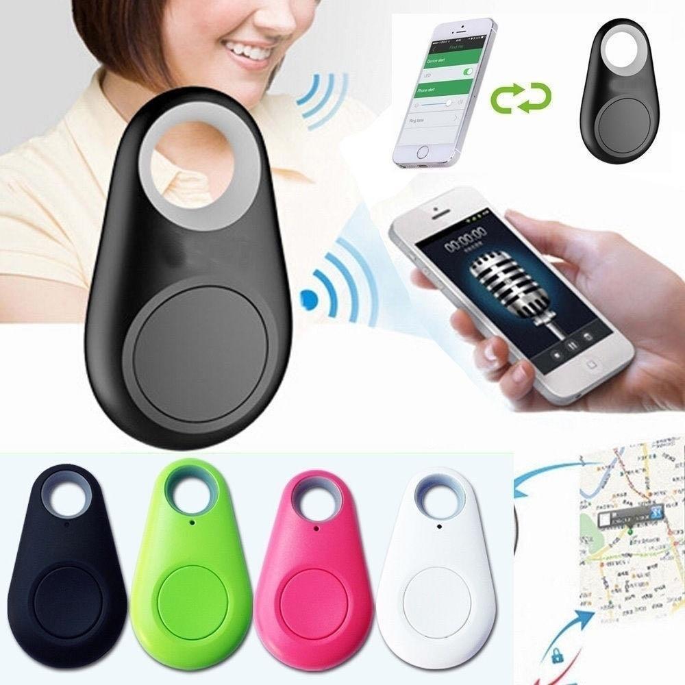 Smart Key Finder Wireless Bluetooth Tracker Anti Lost Alarm Pet Gps Locator