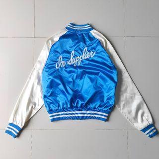 Souvenir Jacket Sukajan Blue