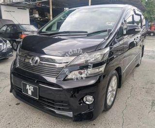 2010 Toyota VELLFIRE 2.4 X (A)