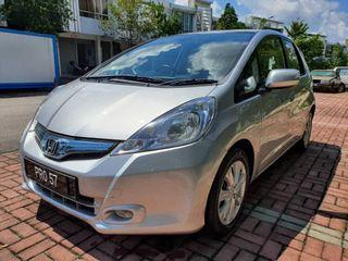 2012 Honda Jazz Hybrid 1.3 (A) Muka 3K Loan Kedai