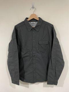 707plan 工作襯衫 / 深灰 / F