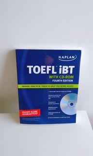 留學考試__托福 Kaplan Toefl IBT 第四版