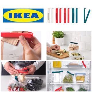 [BEVARA IKEA] SEALING CLIP / Penjepit Plastik - Satuan