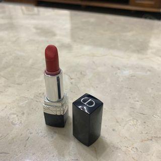 Dior 999 Mate 迷你唇膏 極新