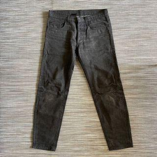 Dior Homme 黑色牛仔褲