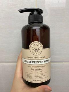 Dr. Seed bodywash shower gel 白蘭花味 iris sherbet 500ml