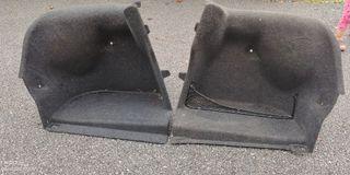 E60 side boot cover original
