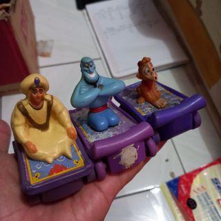 Figure mainan Aladin mcd