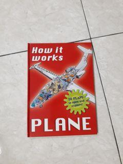 How It Works: Plane (lift the flap)