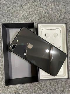 Iphone 8 Space Grey 64 Giga (JUAL CEPAT)