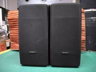 日本Japan CROWN美聲喇叭1對 speaker 1 pair