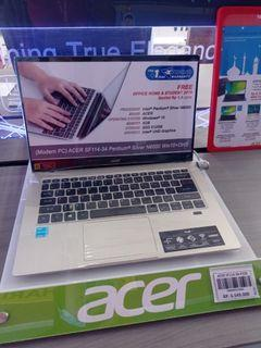 Laptop Acer SF114-34 Bisa Dicicil Tanpa CC Prosea 3 Menit