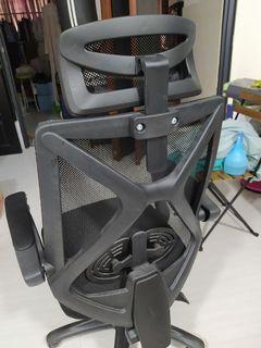 Mesh Chair Kerusi Office Ofis Gaming