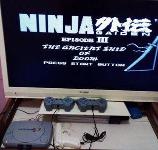 Nintendo X Power
