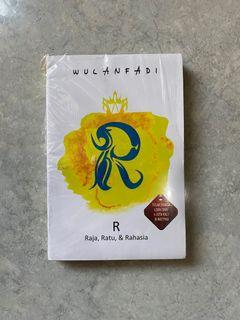 Novel R (Raja, Ratu & Rahasia) - Wulanfadi