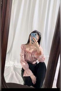 peach elnov clothing
