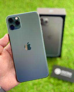 Ready Iphone 11 Pro Max 256gb
