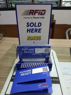 RFID TNG (FREE INSTALLATION SERVICE)