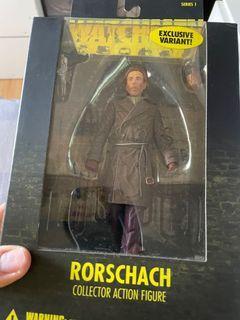 Rorschach dc direct - watchmen exclusive variant