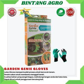 Sarung Tangan Berkebun - Garden Genie Gloves - Waterproof - Bercocok Tanam