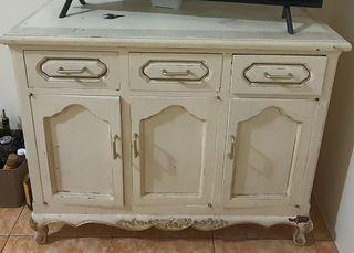 Solid Narra Buffet Table