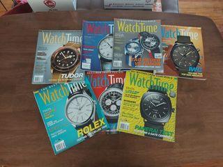 WatchTime Magazines