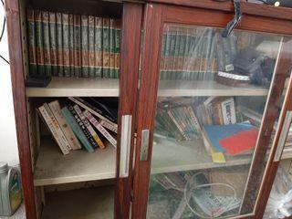 木紋金屬書櫃 #防疫