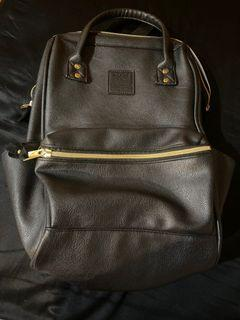Anello Faux leather Backpack
