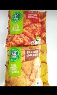 Ayam so good kemasan praktis