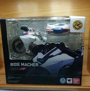 Bandai SHF Ride Macher