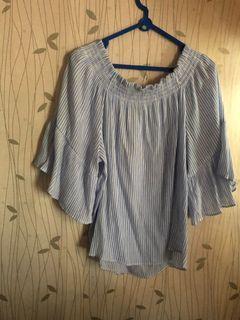 blouse sabrina h&m