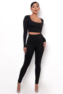 BNWT MyOutfitOnline high waist leggings