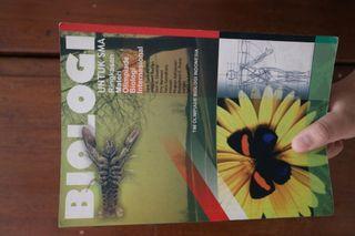 Buku Biologi untuk Olimpiade SMA