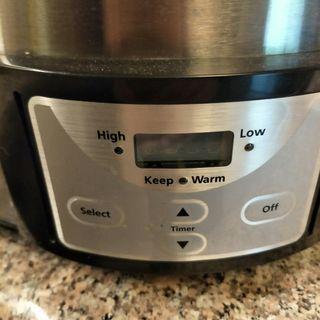 CROCK-POT  Slow cooker 8 Qt