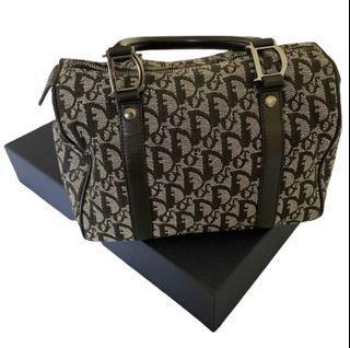 Dior Vintage Boston Bag