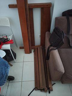 divan ranjang single 90x200 kayu solid ligna furniture dipan