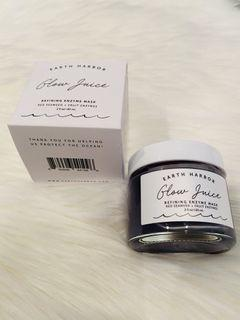 EARTH HARBOUR GLOW JUICE REFINING ENZYME MASK