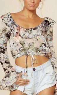 For Love and Lemons Luciana Top (Small)
