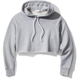 Forever21 Cropped Hoodie