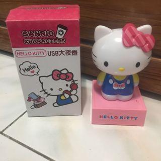 Hello kitty   usb大夜燈