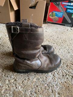 Men's UGG worker boots