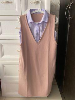 Mididress // terusan kerja // blouse
