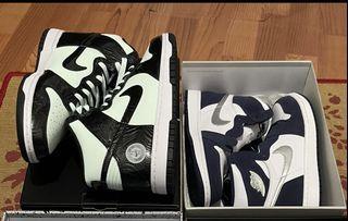 Nike Air Jordan 1 CO JP + SB Dunk High ASW