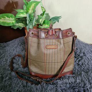 Polo Ralph Lauren Vintage Bucket Bag