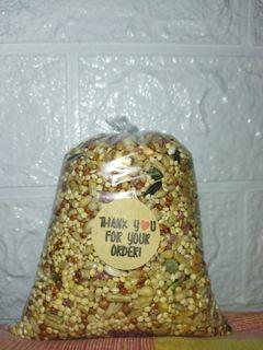 Premium Hamster food mix