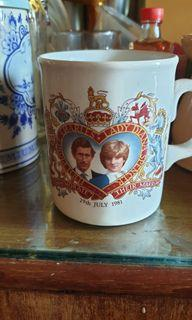 Prince Charles & Lady Diana Cup