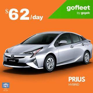 PRIUS Hybrid PHV Toyota
